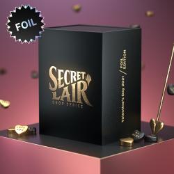 Secret Lair Drop Series: Valentine's Day 2021 - FOIL