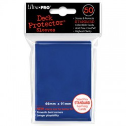 Ultra Pro Sleeve - 50 (Blauw)