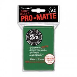 Ultra Pro Sleeve Mat - 50 (Groen)