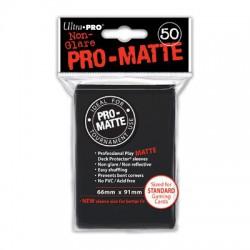Ultra Pro Sleeve Mat - 50 (Zwart)