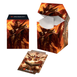 Deckbox Strixhaven: Plargg, Dean of Chaos