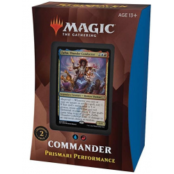 Strixhaven Commander deck: Prismari Performance