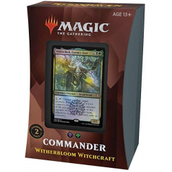 Strixhaven Commander deck: Witherbloom Witchcraft