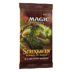 Draft Booster - Strixhaven