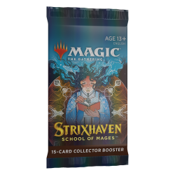 Collector Booster - Strixhaven