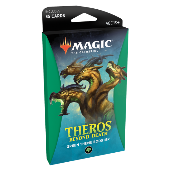 Theme Booster Theros Beyond Death: Green