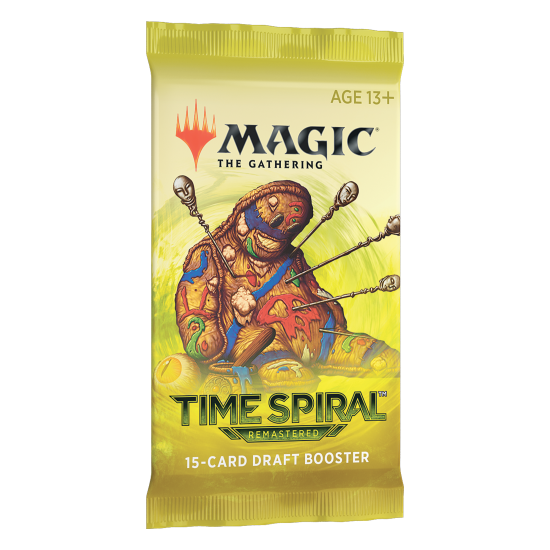 Draft booster - Time Spiral Remastered
