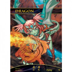 Dragon Token 4/4