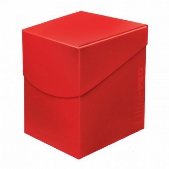 Deck Box Eclipse PRO 100+ - Apple Red