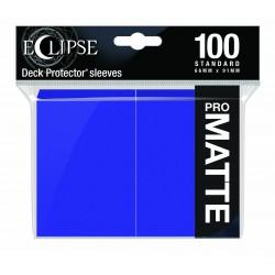 Ultra Pro Sleeve Eclipse Matte - Royal Purple (100 Sleeves)