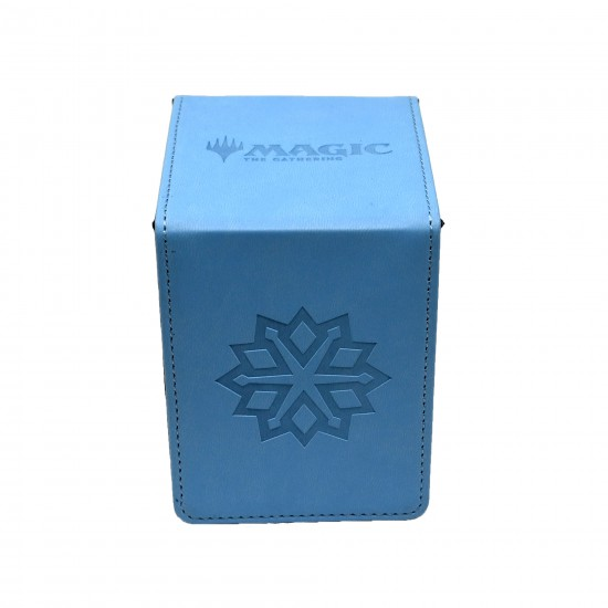 Deckbox Alcove Flip Box: Snow for Magic