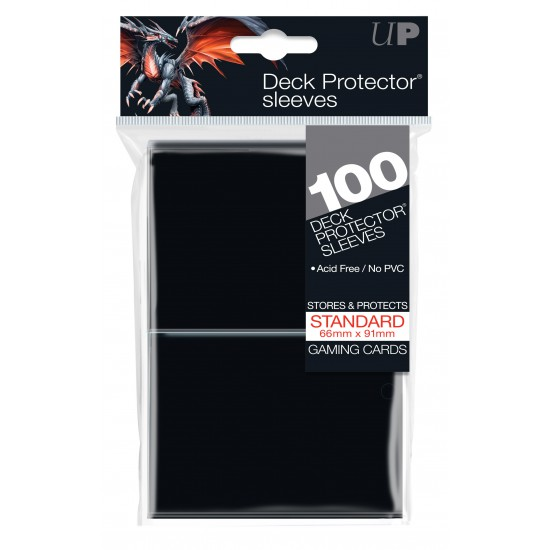 Ultra Pro Sleeve - 100 (Zwart)