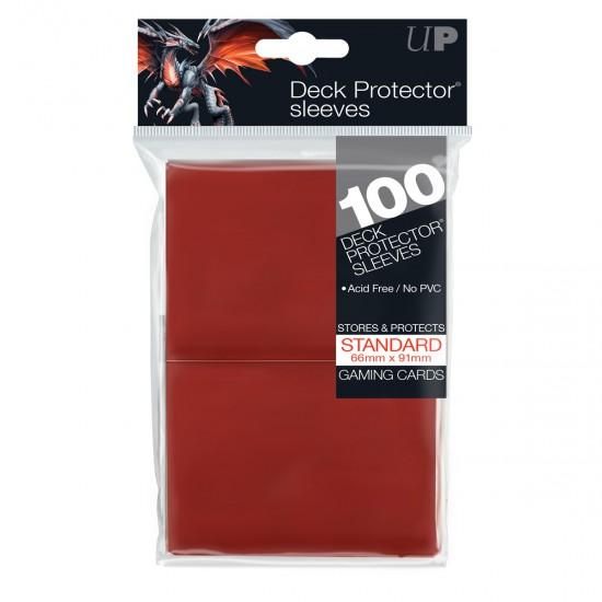 Ultra Pro Sleeve - 100 (Rood)