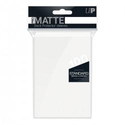 Ultra Pro Sleeve Mat - 100 (Wit)
