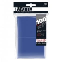 Ultra Pro Sleeve Mat - 100 (Blauw)