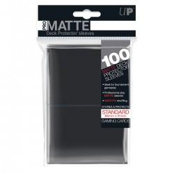 Ultra Pro Sleeve Mat - 100 (Zwart)