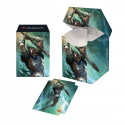 Deckbox War of the Spark: Gideon Blackblade