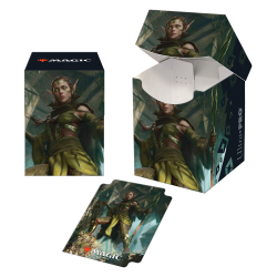 Deckbox Zendikar Rising: Nissa of Shadowed Boughs