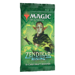 Draft Booster - Zendikar Rising