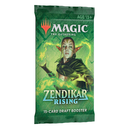 Draft Booster - Zendikar Rising