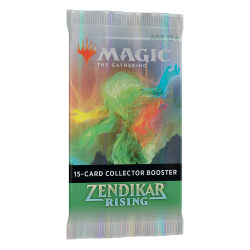 Zendikar Rising - Collector Booster