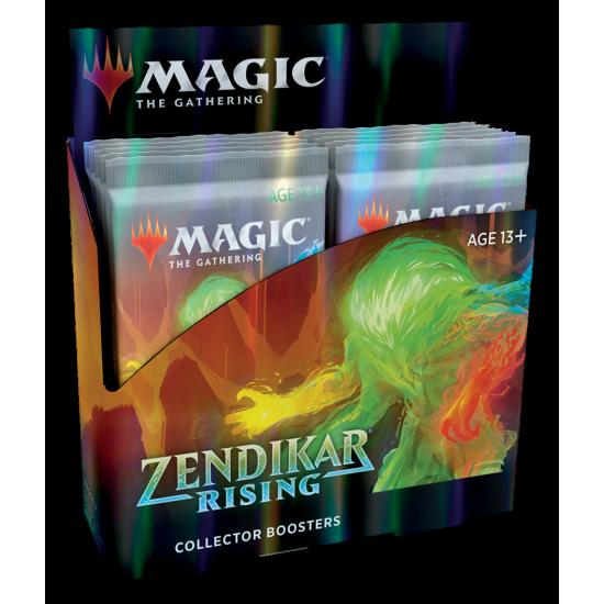 Collector Boosterbox - Zendikar Rising