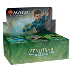 Draft Boosterbox - Zendikar Rising
