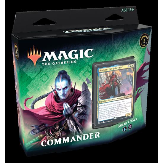 Commander Zendikar Rising - Sneak Attack