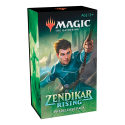 Prerelease kit - Zendikar Rising