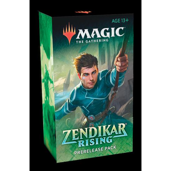 Prerelease kit - Zendikar Rising