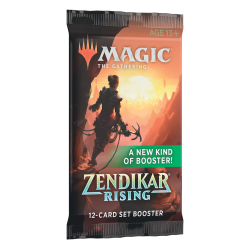 Set Booster - Zendikar Rising