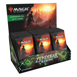 Set Boosterbox - Zendikar Rising