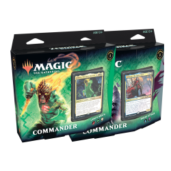Commander Zendikar Rising - Set