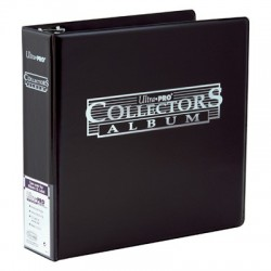 Collector binder Zwart