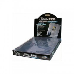 Ultra PRO Pages Platinum 9 Pocket - 11 hole - 100 Pagina's