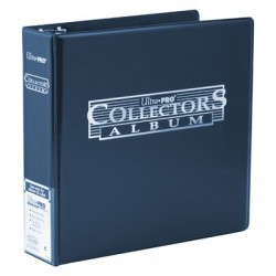 Collector binder Blauw