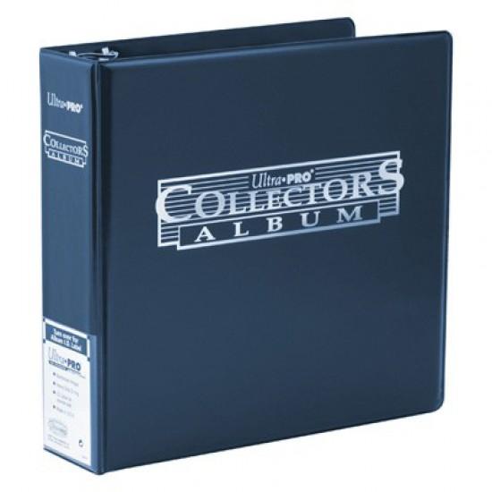 Collector binder Blauw